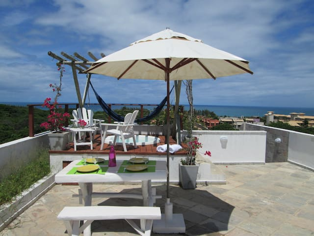 Seaview apartment - Pipa Beach - Appartement