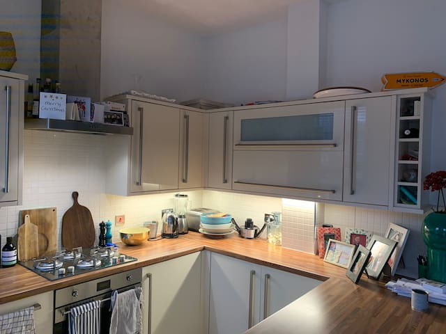 Beautiful 1 bedroom flat in Clapham South