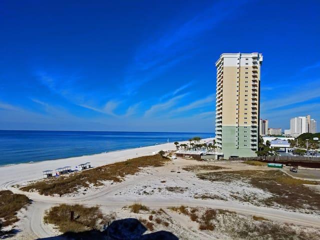Beach Side Complex, beach chairs included - Panama City Beach - Apartamento