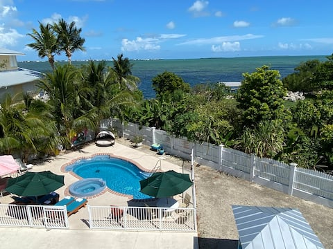 Oceanview 4 bedrooms villa with private pool