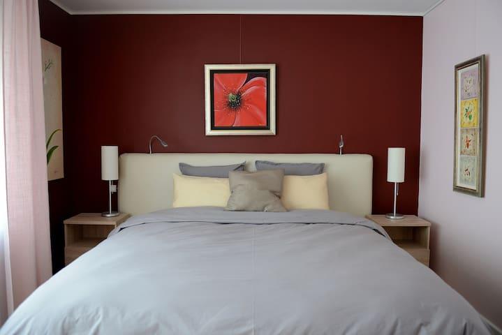 Chambre  au Jardin de la Tuilerie - Pfastatt - Bed & Breakfast