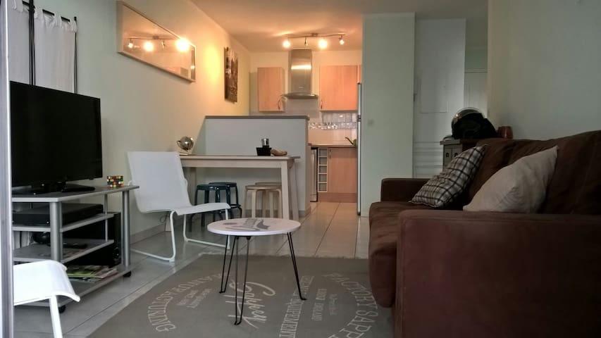 Appartement F2 de 50m2 centre ville - Saint-Raphaël - Apartment