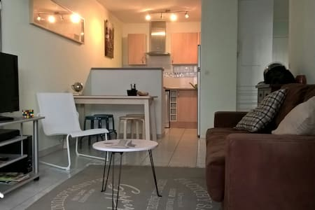 Appartement F2 de 50m2 centre ville - Saint-Raphaël - Flat