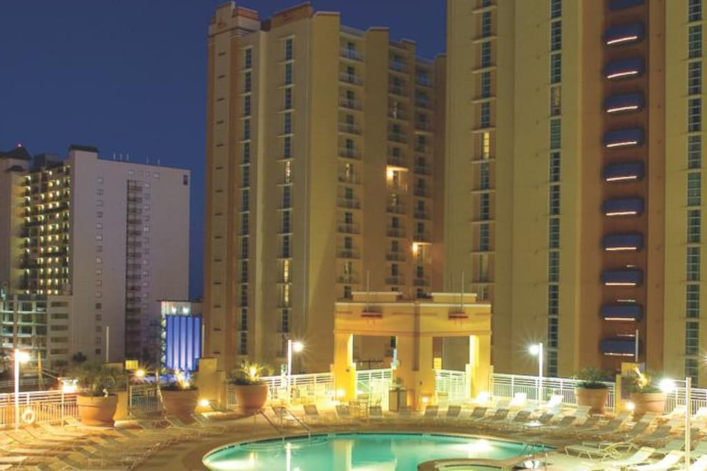 North Myrtle Beach Timeshares For Rent