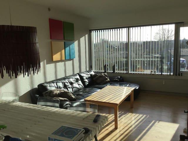 Hyggelig lejlighed - Frederikshavn - Wohnung