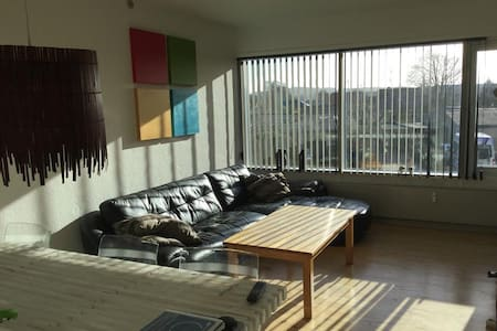 Hyggelig lejlighed - Frederikshavn - Lägenhet