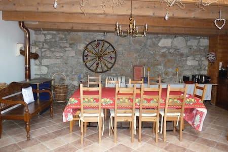 Grange restaurée et chaleureuse - Saint-Péray