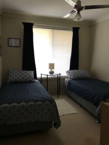 3rd Bedroom 2 Single beds