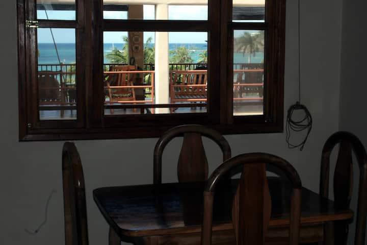 Ocean View 1 Bedroom Condo -  Beachfront property