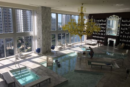 Luxurious Icon W Brickell 1 BED - Miami