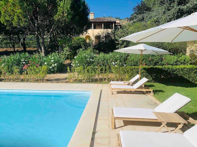 Quinta Sao Pedro w/ pool by Castelo de Vide