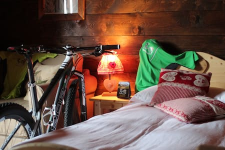 La camera del viandante - AlpinHaus - Bed & Breakfast