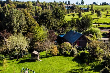 Puerto Varas Cabin - Peaceful Countryside