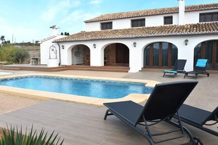 Vila Holiday Rentals (La Jovada) - Teulada