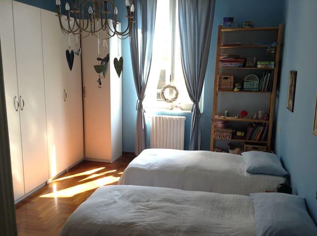 Appartamento in palazzo Liberty vicino al centro - Salsomaggiore Terme