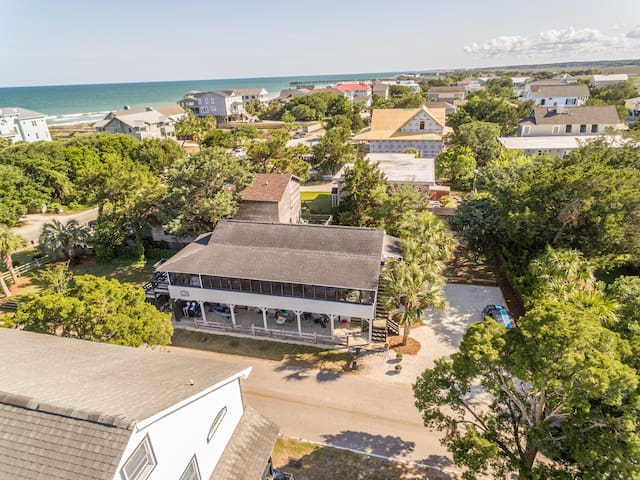 Gardenia Beach House on Pawleys Island, SC
