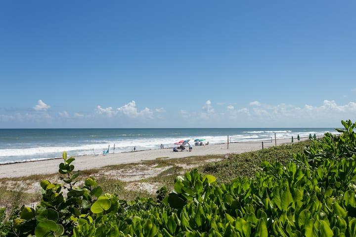 Peace of the Beach  *WALK to BEACH & HEATED POOL*