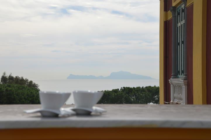 Sweet Totally White House in Naples - 那不勒斯(Napoli) - 公寓