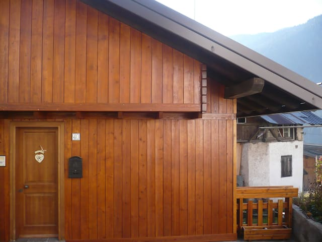 CHALET  IN THE DOLOMITES - Auronzo di Cadore - Sommerhus/hytte