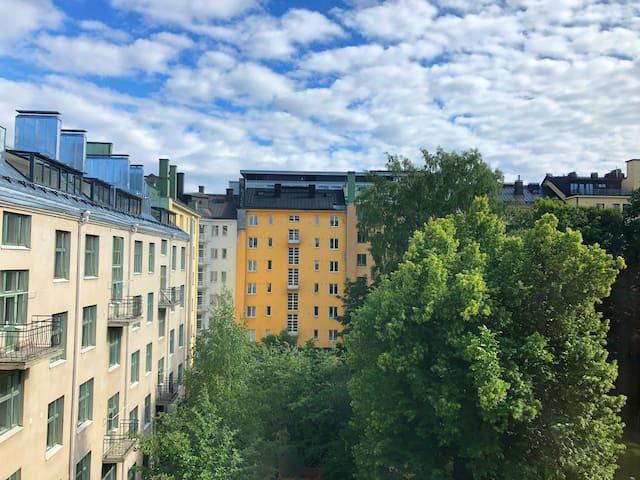 Beautiful 80 sqm apartment in Helsinki
