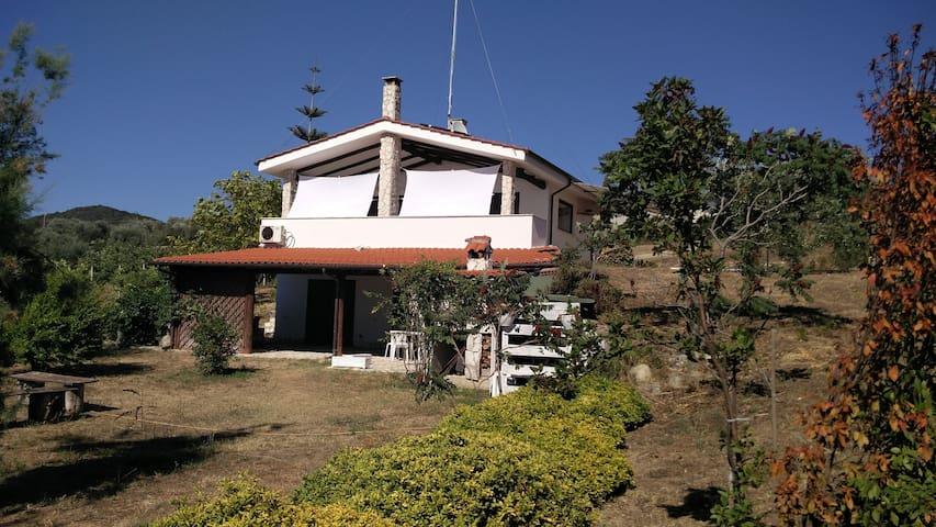 Country House - La Peonia - Cerveteri - Hus