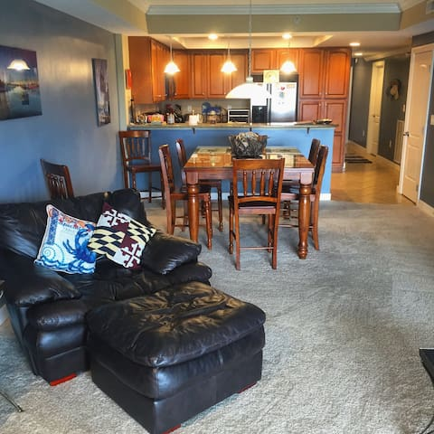 3 bed/3 bath/ocean block/roof pool - Ocean City - Lejlighed