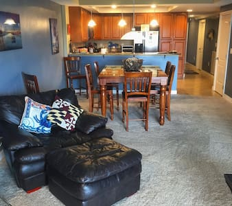 3 bed/3 bath/ocean block/roof pool - Ocean City - Íbúð