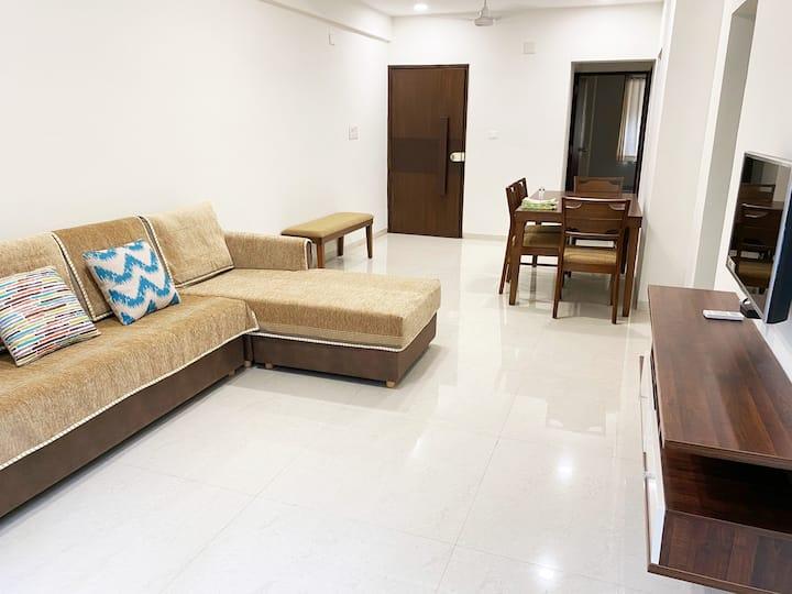 New lux 3bed 2.5 bath apartment in Baroda nr MSU