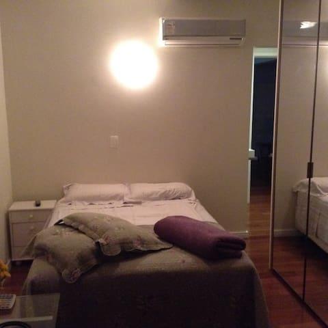 Um lugar pra se sentir em casa... - Brasília  - Apartment