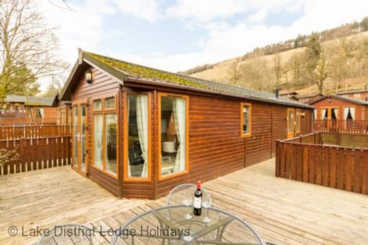 Fellside Retreat Lodge, Limefitt Holiday Park