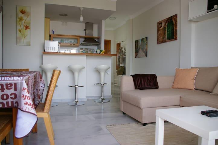 Precioso apartamento centro San Pedro de Alcántara - Marbelha - Apartamento
