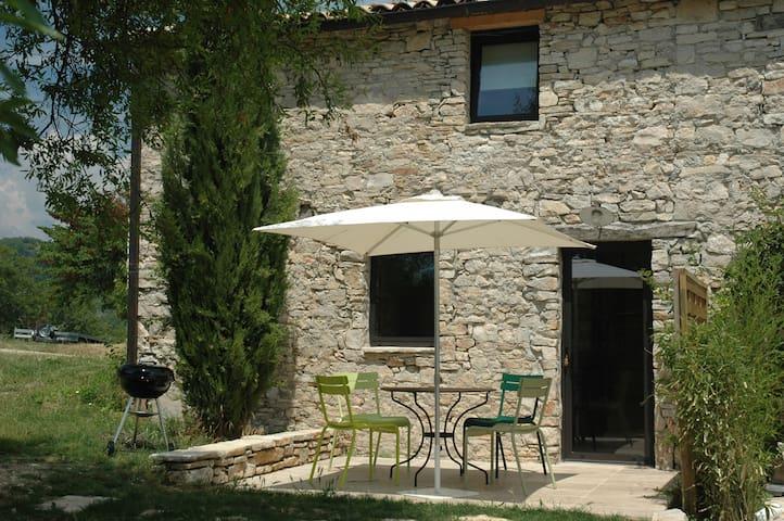 AMANDIER gite de charme en provence - Vachères - Apartment