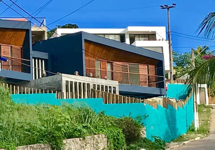 Casa Malemba, vista mar y laguna Tibau Do Sul-Pipa