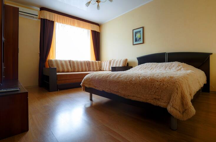 Квартира в элитном доме на улице Родимцева