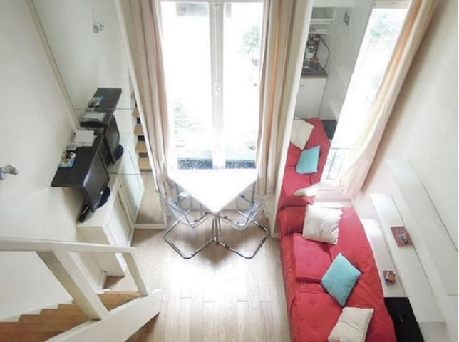 ChampsÉlysées Cosy flat Min3months BailDroit civil