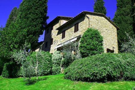 Villa Di Petriolo, sleeps 6 guests - Greve in Chianti - Villa - 1