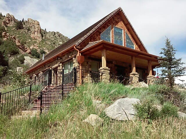Mountain Cabin with Charm and Warmth - Bellvue - Rumah