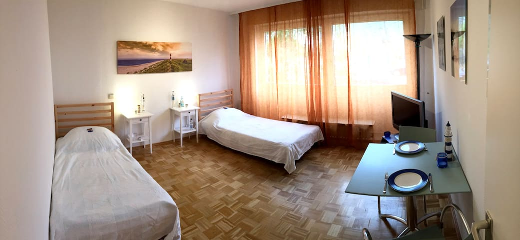 """Nice apartment in the wonderful """"Zooviertel"""" - Hannover - Flat"""