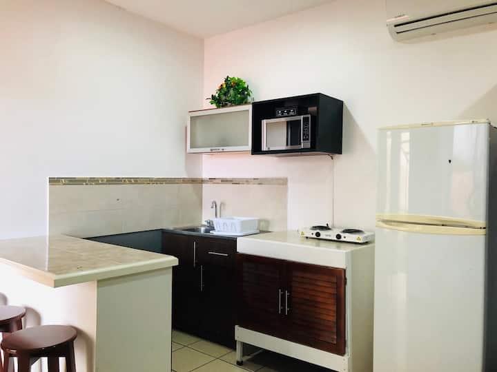 Apartamento Tipo Estudio, cómodo y acogedor