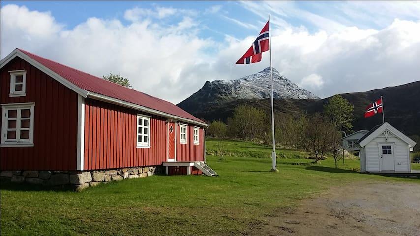 Cosy Original Rorbu - Vestvågøy - Cabin