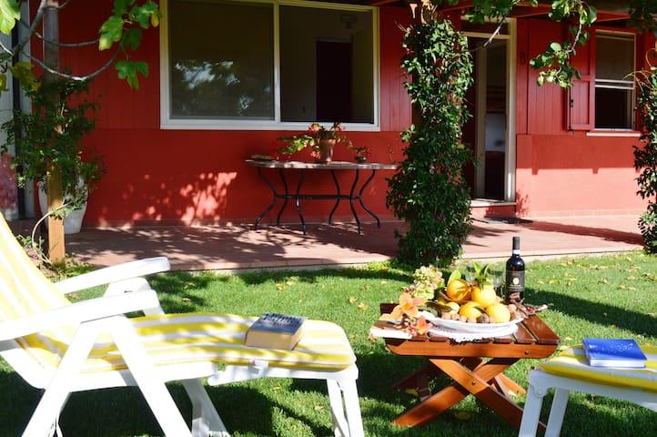 Villa Irene Pisticci-Matera House&Garden B