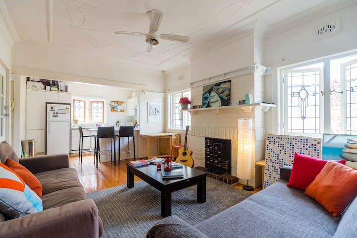 Room in the heart of Manly Beach - Manly - Appartement
