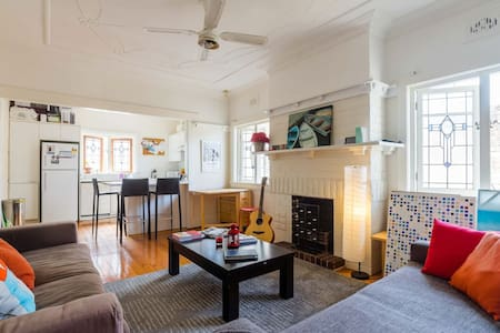 Room in the heart of Manly Beach - Manly - Apartament