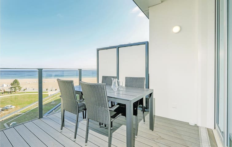 Holiday apartment with 1 bedroom on 36m² in Lübeck Travemünde