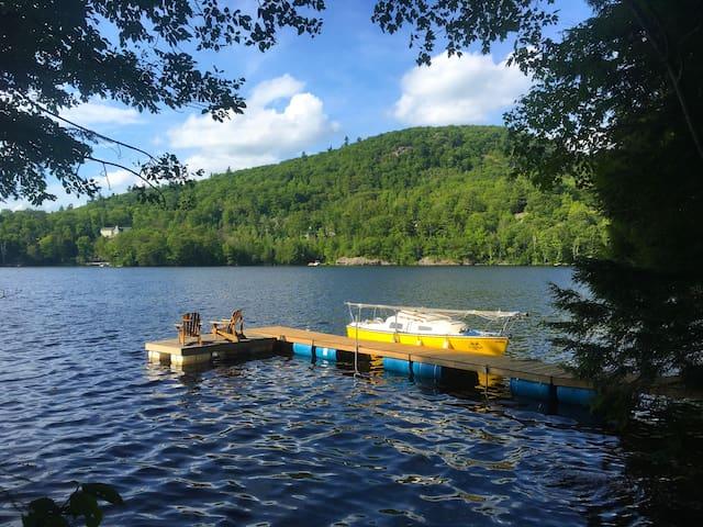 Riverfront Cabin@GatineauPark, 17min to Ottawa