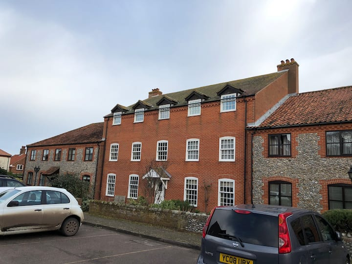 5* Rating.Penthouse,sea views West Runton Nr beach
