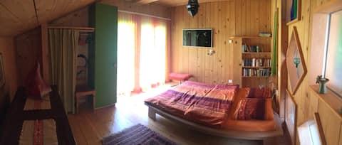Idyllische Unterkunft im Berner Oberland