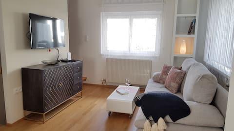 Malý útulný byt v centru Dornbirnu