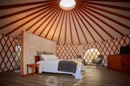 Greytown Yurts - Luxurious Glamping Experience