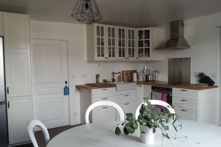Chambre au calme et proche de la plage - Plonéour-Lanvern